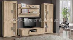 nappali bútor - Google keresés Entertaining, Google, Furniture, Tv, Home Decor, Entertainment Centers, Homemade Home Decor, Television Set, Home Furnishings