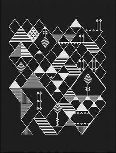 Mio Karo Handmade Textiles by Carolina Melis | Yellowtrace.