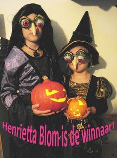 De winnaar voor de leukste Halloween kostuum is Henrietta Blom. Het zijn leuke en griezelige kostuums! Ziet er erg leuk uit. Gefeliciteerd! We zullen je een privé bericht sturen voor verdere informatie.   Groetjes Team MyMepal