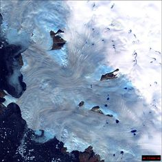 Check out this #Landsat image! Can you guess what it is?