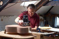 Totnes School of Guitarmaking : Instrument: 259Totnes School of Guitarmaking, Devon, UK