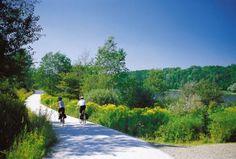 Plus belles pistes de vélo du Québec - #adg