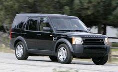Land Rover LR3 - best car I ever owned