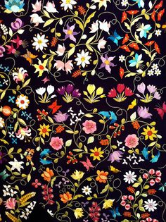 Deborah Kemball Applique Quilt by Sister Diane, via Flickr