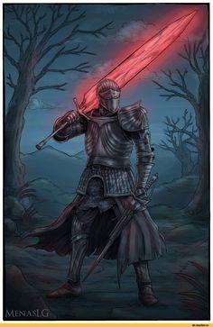Dark Souls 3, Dark Souls, fandoms, MenasLG, Burial Knight