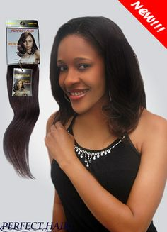 Luxurious European STW-8 Human Hair Extension by www.perfecthair.com/gallery