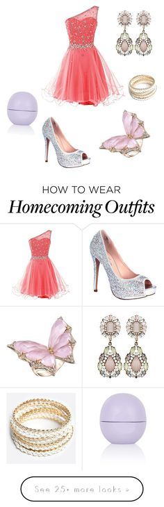 """""""Untitled #1612"""" by lover99 on Polyvore featuring Lauren Lorraine, ZooShoo, Stephen Webster and Topshop"""