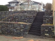 gabion walls | Brooks Kolb LLC