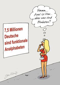 anal is clear . but we are phabets- Hmmm… Anal ist klar… aber wir sind Phabeten Hmmm … anal is clear … but we are phabets - 9gag Funny, Funny Jokes, Humour Blonde, Sarkastischer Humor, Funny Images, Funny Pictures, Funny Friday Memes, What Is Digital, Bullshit