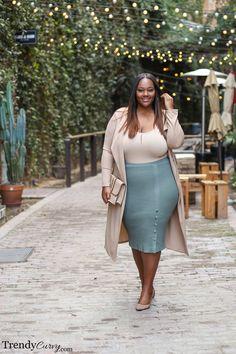 Forward Path | Plus Size Fashion | TrendyCurvy