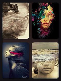 Art - Collage made by KaDK