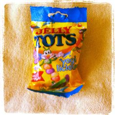 Jelly Tots from South Africa uploaded by Carolyn de Bruin