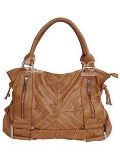 I like this the more pockets the better the bag
