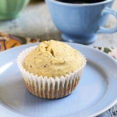 Gluten-Free Multigrain Lemon Poppy Seed Muffins