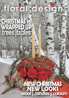 Christmas Special at www.floraldesignmagazine.com/download1016.html