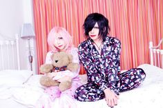 Chizuru and minpha