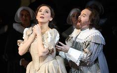 I Puritani, Welsh National Opera, review: 'fabulous'