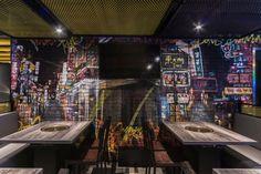 Dong Dae Mun Korean Restaurant by RN Design Studio, Hong Kong – China » Retail Design Blog