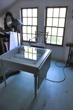 Great light box/table