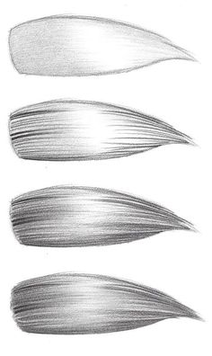 Simple way to Draw Realistic Hair. Click here for the full tutorial: http://rapidfireart.com/2015/06/17/how-to-draw-realistic-hair-the-ultimate-tutorial/: