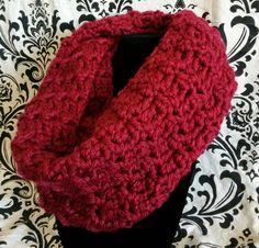 Outlander inspired crochet cowl