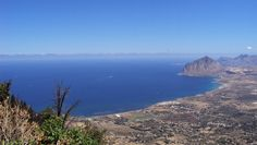 Gulf view from Erice