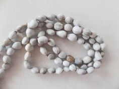 90cm Strand Of Natural African Teething Beads by SabieSupplies