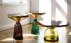 Les tables sculpturales de Sebastian Herkner