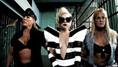 Buddys World: My Take On Lady GAGA & Beyonce - Telephone - Music Video