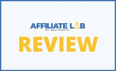 Welcome to my review of the Affiliate Lab by Matt Diggity. Have you been thinking about joining Matt's course? Do you need to know more about it before you do so? Are you worried that Matt's course could be a scam? Who is Matt Diggity anyway? Is this program for beginners? According to the sales page, the Affiliate Lab is about building, ranking, monetizing and selling high-competition affiliate sites. The method is also known as flipping sites and it is a serious business. Serious Business, Do You Need, No Worries, Lab, Competition, Labs, Labradors
