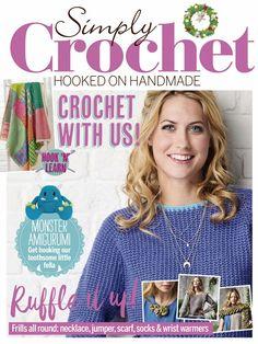 Simply Crochet №68 2018. — HandMade