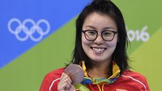 Swimmer Fu Yuanhui broke taboo with public mention of menstruation, and seems atypically natural on camera -- a far cry from the staid attitudes of old