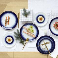 Une décoration de table contemporaine