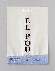 El Pou - The well on Behance by Enserio studio