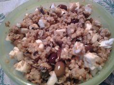 La mia cucina facile: Cous cous melanzane e olive taggiasche: il pranzo ...