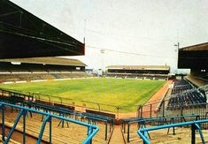 St Andrews, Birmingham City in the Civil Engineering Projects, Birmingham City Fc, Football Stadiums, St Andrews, Britain, Blues, England, Sports, Terraces
