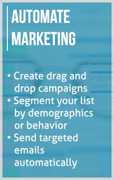 automate-marketing Marketing, Behavior, Campaign, Behance, Manners