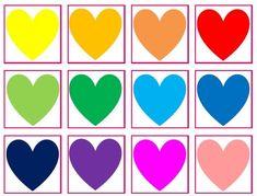 Hartjes bingo - Creatief en Simpel - Download de gratis printversie op onze site