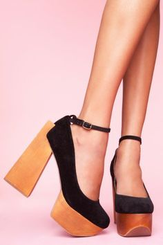 Jeffrey Campbell Safety Platform