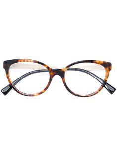6e56d53cdc VERSACE tortoise contrast frame glasses.  versace   Womens Designer Glasses