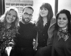 Eloise,Dana,Dakota & Marcia