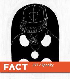 Spooky - FACT Mix 377