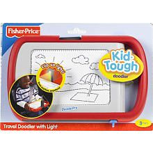 """Fisher-Price Travel Doodler with Light - Fisher-Price - Toys """"R"""" Us"""