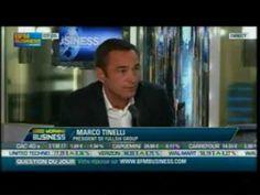 Marco Tinelli est invité à donner son avis sur l'avenir de Facebook dans l'internet mobile.