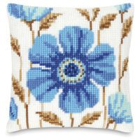 Shop our expansive collection of needlework and Needlepoint at Stitchery. Fabulous selection of Needlepoint with low flat-rate shipping! Needlepoint Kits, Needlepoint Canvases, Counted Cross Stitch Kits, Cross Stitch Embroidery, Cross Stitch Designs, Cross Stitch Patterns, Knit Pillow, Crochet Cushions, Flower Pillow
