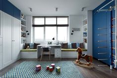 Modern Kiev Apartment Designed for a Young Family / Martin Architects