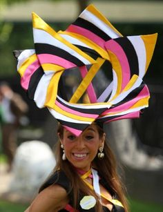 Hats and fascinators at Royal Ascot 2011 in pictures - Fashion Galleries - Telegraph