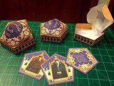 Picture of Honeyduke's Chocolate Frog Cards