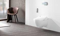 ViClean-U  shower toilet from Villeroy