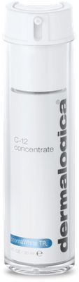 C-12 Concentrate: A silky-rich, high-potency treatment that brightens, minimizes discoloration and improved skin clarity. Apply after cleansing, before SPF moisturizer.